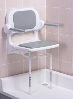 siège de douche senior sécurisée confort